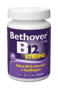 Bethover Strong B12 30 tabl