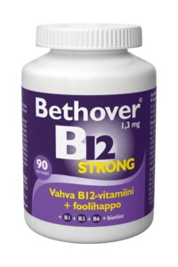 Bethover Strong B12 90 tabl