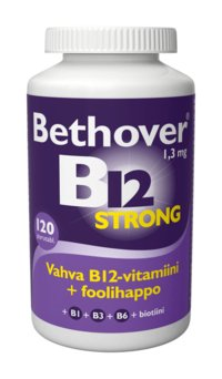 Bethover Strong B12 120 tabl