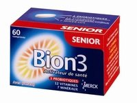 BION3 DEFENCE SENIOR 60 TABL