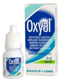 OXYAL 1,5 MG/ML 10 ML