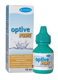 OPTIVE PLUS SILMÄTIPPA 10 ML