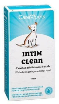 Care4pets INTIM CLEAN esinahanpuhd. 100 ml