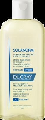 Ducray Squanorm oily (Kertyol) shampoo 200 ml