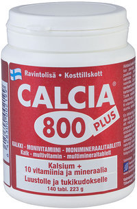 CALCIA 800 PLUS 140 TABL / 223 G