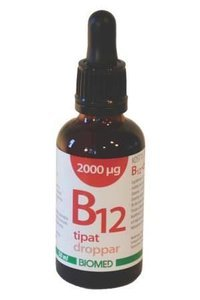 BIOMEDIN B12-TIPAT 50 ML