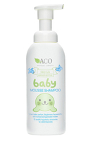ACO BABY MOUSSE SHAMPOO 200 ML