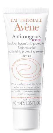 Avene Redness-relief Moist. Prot. Emulsion 40 ml