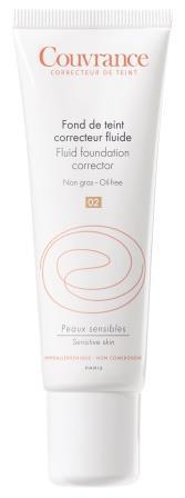 Avene Couvrance foundation fluid 02 Naturel 30 ml