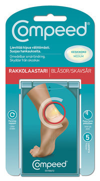 COMPEED RAKOT MEDIUM 5 KPL