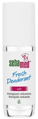 SEBAMED SOFT DEODORANTTI ROLL-ON 50 ML