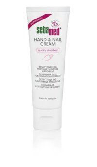 SEBAMED HAND + NAIL CREAM 75 ML