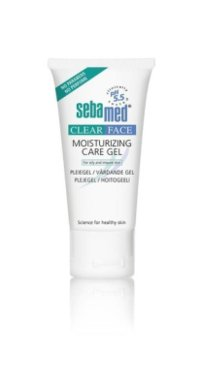 SEBAMED CLEAR FACE MOISTURISING CARE GEL 50 ML