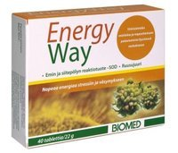 ENERGY WAY 40 TABL