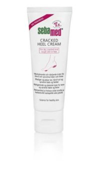 SEBAMED CRACKED HEEL CREAM 75 ML