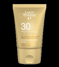 WIDMER- SUN PROTECTION FACE 30 50 ML