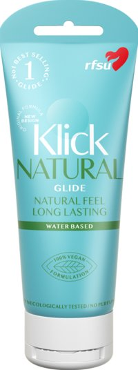 KLICK NATURAL LIUKUVOIDE 100 ML