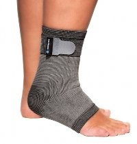 Rhbnd Active Ankle Support Grey S 1 kpl