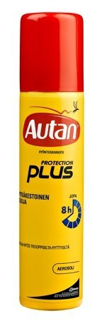 Autan Protection Plus aerosoli 100 ml