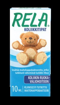 RELA COLIC DROPS 10 ML