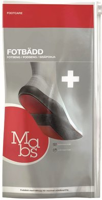 MABS FOOT CARE Insole 36/37 1 pari