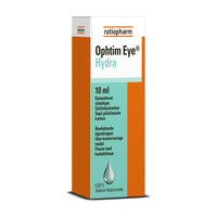 OPHTIM EYE HYDRA SILMÄTIPAT 10 ML
