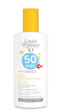 WIDMER- KIDS SUN PROTECTION FLUID 50 100 ML