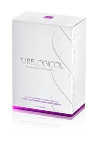 PURELOGICOL HAIR&NAILS REVITALISING SUPPLEMENT 90 KAPS