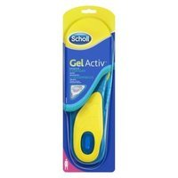 Scholl GelActive Geelipohj. Everyday Women 1 pari