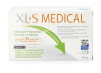 XL-S MEDICAL FAT BINDER 180 TABL