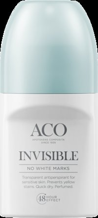 ACO BODY DEO INVISIBLE 50 ml
