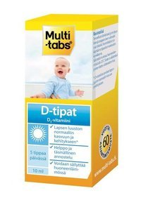 MULTI-TABS D-TIPAT 10 ML
