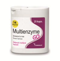 MULTIENZYME GO 25 KAPS