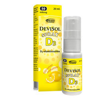 DEVISOL SPRAY 50 MIKROG/ANNOS 20 ML