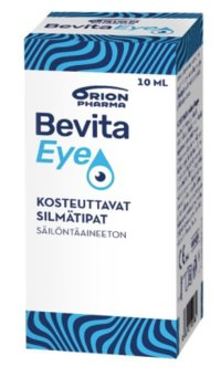 BEVITA EYE SILMÄTIPPA 0,4% 10 ML